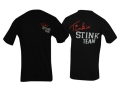 Tink's Men's Stink Team T-Shirt Short Sleeve Cotton Black Medium 38-40