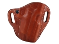 El Paso Saddlery Crosshair Outside the Waistband Holster Right Hand Sig Sauer P220, P226 Leather Russet Brown