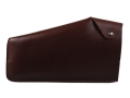 Hunter 402H Rifle Scabbard Hood for use with Hunter 402B, 402L Scabbards Leather Brown