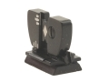 Marble&#39;s #69WH Windage Adjustable Folding Leaf Sight .460&quot; Height Steel Blue
