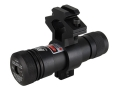 NcStar 5mw Green Laser Sight with Univeral Rifle and Shotgun Barrel Mount Matte