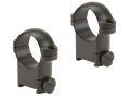 "Leupold 1"" Ring Mounts Sako Matte High"