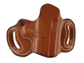 DeSantis Mini Slide Belt Holster Right Hand Springfield XD Leather Tan