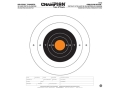 Product detail of Champion Re-Stick 25 Yard Pistol Slowfire Self-Adhesive Target 14.5&quot; x 14.5&quot; Paper Pack of 25