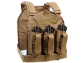 US Palm AK47 Defender Series Soft Body Carrier Only 500D Cordura Nylon