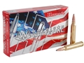 Hornady American Whitetail Ammunition 300 Winchester Magnum 180 Grain Interlock Spire Point Box of 20