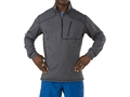 5.11 Men's RECON Half-Zip Shirt Long Sleeve Synthetic Blend