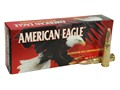 Federal American Eagle Ammunition 7.62x39mm Russian 124 Grain Full Metal Jacket