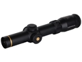 Leupold VX-R Rifle Scope 30mm Tube 1.25-4x 20mm Illuminated FireDot Duplex Reticle Matte