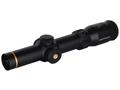 Leupold VX-R Rifle Scope 30mm Tube 1.25-4x 20mm Matte
