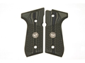 Wilson Combat Grips Tactical Slants Pattern with Medallion Beretta 92, 96 G10