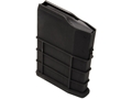 Legacy Sports Detachable Magazine for Remington 700 and Howa 1500 Long Action 6.5x55 Polymer Black