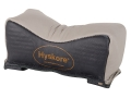 Hyskore Front Shooting Rest Bag Leather Black and Gray Filled
