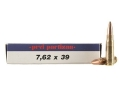 Prvi Partizan Ammunition 7.62x39mm 123 Grain Full Metal Jacket Box of 20