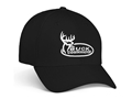 Buck Commander Flex Fit Deer Logo Cap Polyester Black