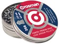 Crosman Airgun Pellets 177 Caliber 7.4 Grain Pointed Nose Spire Point Tin of 250
