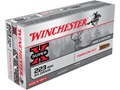 Winchester Super-X Power-Core 95/5 Ammunition 223 Remington 64 Grain Hollow Point Boat Tail Lead-Free