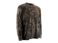 NOMAD Men's Cooling Tee Shirt Long Sleeve Polyester Kryptek Banshee Camo