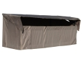 Banded Gear Axe Combination Boat/Shore Blind Steel and Polyester Khaki