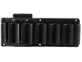 TacStar SideSaddle Shotshell Ammunition Carrier 12 Gauge 6-Round Benelli Super 90 Black