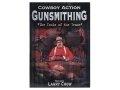 "Competitive Edge Gunworks Video ""Cowboy Action Gunsmithing: The Tools of the Trade"" DVD"