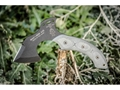 "TOPS Max The Mini Axe 5"" 1095 Steel Blade Micarta Handle Black"