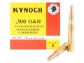 Product detail of Kynoch Ammunition 300 Flanged Magnum 220 Grain Woodleigh Welded Core Soft Point Box of 5