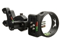 "TRUGLO Storm Bow Sight .029"" Diameter Pins Black"