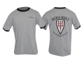 Product detail of VTAC Deus Vult Short Sleeve T-Shirt Large Cotton