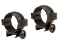 Barska 30mm  Weaver-Style Rings Matte Low