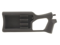 Choate Tamer Buttstock H&R, N.E.F. 12 Gauge Single Shot Shotguns Synthetic Black
