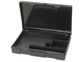MTM Long Term Pistol Storage Gun Case 10.2&quot; x 7.2&quot; x 2.2&quot; Plastic Black