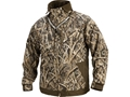 Drake Men's MST Waterfowl Fleece Full Zip Jacket Long Sleeve Waterproof Polyester