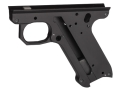 Volquartsen Lightweight Replacement Frame Stripped Ruger Mark II, Mark III Aluminum Black