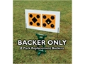 Caldwell Ultimate Target Stand Replacement Backer (Set of 2) White