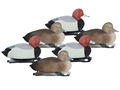 Hard Core Floater Duck Decoy Pack of 6