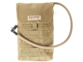 Blackhawk S.T.R.I.K.E. Speed Clip Short/Wide Hydration System Carrier Nylon Coyote Tan