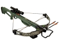 Product detail of Horton The Brotherhood Crossbow Package with 4x 32mm Mult-A-Range Scope Green