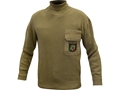 Military Surplus German Police Sweater Turtleneck