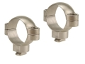 Leupold 30mm Dual-Dovetail Rings Silver High