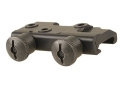 Trijicon Reflex Base Low Profile Weaver-Style Rail Quick Detachable Matte