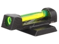 HIVIZ Front Sight Taurus PT 1911 Steel Fiber Optic with 6 Interchangable Lite Pipes