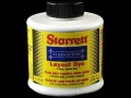 Product detail of Starrett Kleenscribe Layout Dye 4 oz Liquid