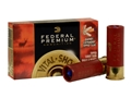 "Federal Premium Vital-Shok Ammunition 12 Gauge 2-3/4"" 3/4 oz Barnes Expander Tipped Sabot Slug Lead-Free Box of 5"