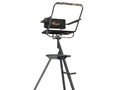 Big Game The Pursuit Tripod Treestand Steel Black