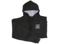 "Glock Hooded Sweatshirt Cotton Black Large (44"")"