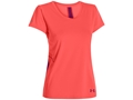 Under Armour Women's UA ISO-Chill Armourvent Moxey Short Sleeve Shirt Polyester