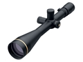 Leupold VX-3 Long Range Target Rifle Scope 30mm Tube 6.5-20x 50mm Side Focus Varmint Hunters Reticle Matte