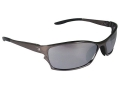 Radians Adrenaline Shooting Glasses Silver Mirror Lens