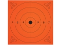 Champion 13&quot; x 13&quot; Adhesive Target Orange Package of 10